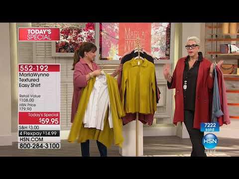 HSN | MarlaWynne Fashions 09.20.2017 - 12 PM
