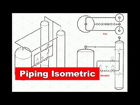 How to Read Piping Isometric   Piping Official