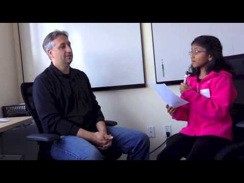Shreegandha interviewed Apple Inc., employees!