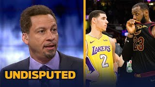 Chris Broussard thinks LeBron joining the Lakers is a good fit long term | NBA | UNDISPUTED