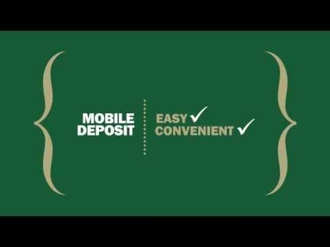 First Bank & Trust  – Mobile Deposit