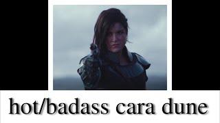Hot/Badass Cara Dune Scenes, 1080p Logoless
