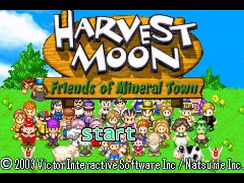 Harvest Moon Friends of Mineral Town: How to Activate Codes on