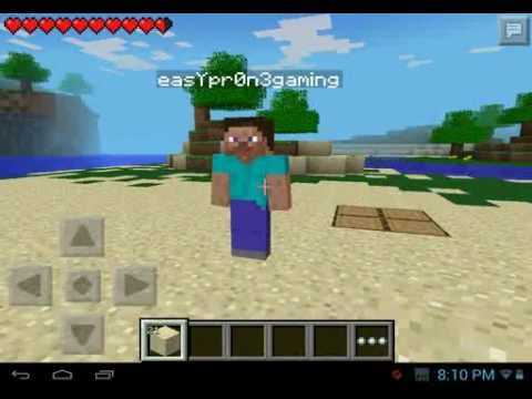 join my mcpe 0.7.5 server now! ip in description