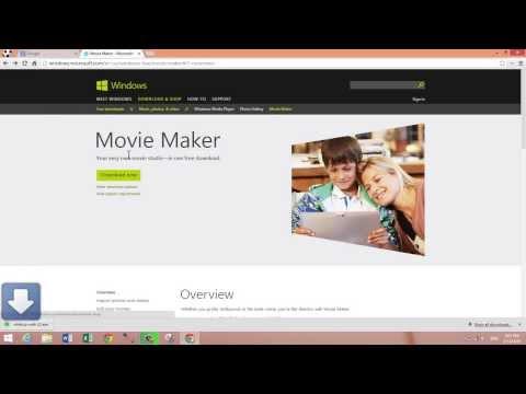 How To Install Windows Movie Maker On Windows 8.1 2014