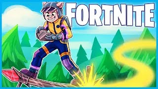 SELF ROCKET RIDING in Fortnite: Battle Royale! (Fortnite Funny Moments and Fails)