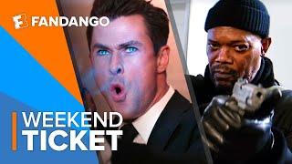 In Theaters Now: Shaft, Men in Black: International | Weekend Ticket