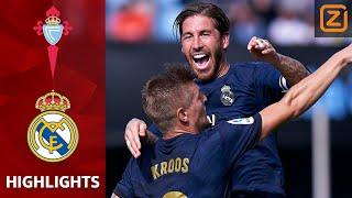 WERELDGOAL TONI KROOS | Celta de Vigo vs Real Madrid | La Liga 2019/20 | Samenvatting