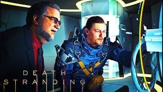 "Death Stranding - Official 4K ""Dead Man & Bridge Baby"" Cinematic Trailer | Gamescom 2019"
