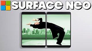 "Surface Neo PARODY - ""Microsoft Matrix"""