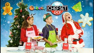 How To Make DIY Holiday Orbeez Cookies - Homemade on Chef Set Go!   Official Orbeez