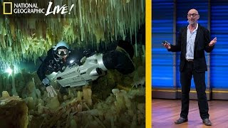 Underwater Cave Diving: Choosing Passion Over Risk | Nat Geo Live