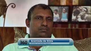 "Sri Lanka Cricket legend Aravinda de Silva aka "" MAD MAX """