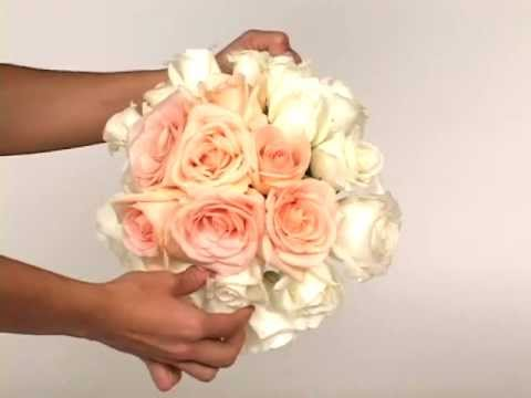 How to Make Wedding Bouquets and Flower Decorations: Pew Decorations