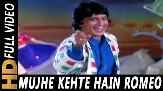 Mujhe Kehte Hain Romeo , Kishore Kumar , Muddat 1986 Songs , Mithun Chakraborty