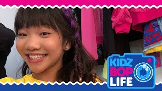 KIDZ BOP Life: Vlog # 13 - Julianna & The KIDZ BOP Kids