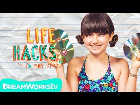 Disc-O Party Hacks | LIFE HACKS FOR KIDS