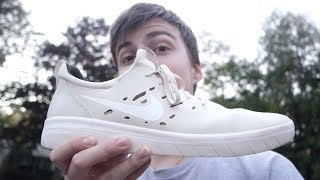 new arrival 2aeab a2954 UNBOXING THE NIKE SB NYJAH FREE SKATE SHOES
