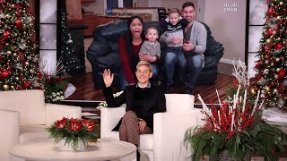 Fan Can't Believe Her Dream Came True of Meeting Ellen During 12 Days!