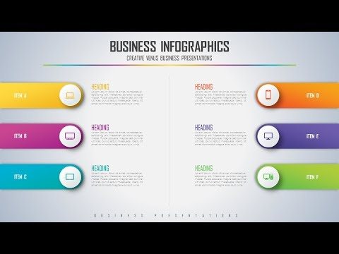 How To Design Powerful Business Infographic for Workflow Process in Microsoft Office PowerPoint PPT