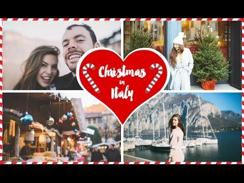 Christmas in Italy  - Lake Como, Bergamo, and Milan 2016