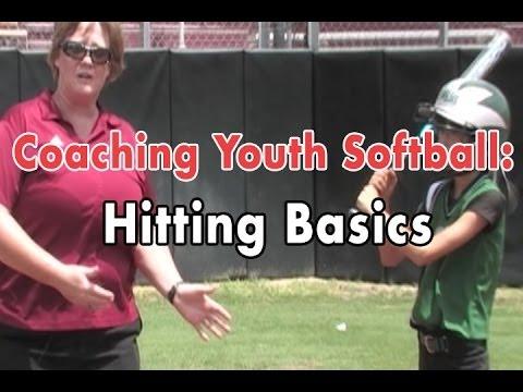 Coaching Youth Softball: Hitting Basics