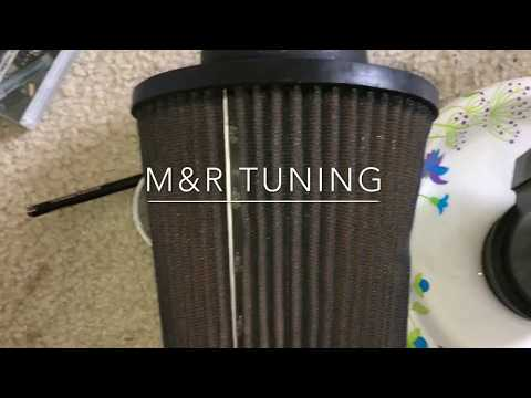 How To Clean A Mass Airflow Sensor. (easiest!)
