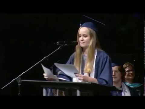 Beautiful and Moving Graduation Speech 2016