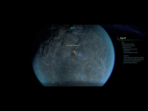 Mass Effect Andromeda Galaxy Map animation proof