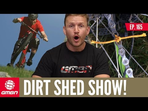 What Makes The Ultimate MTB Edit? | Dirt Shed Show Ep.165