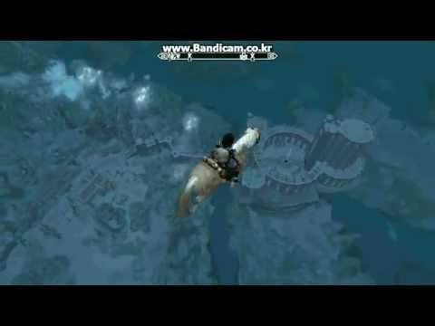 [TES5 : Skyrim] Flying Horse bug