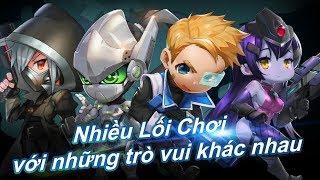 Shooting Heroes - Xạ Thủ Anh Hùng Game Mobile Nhập Vai Bắn Súng