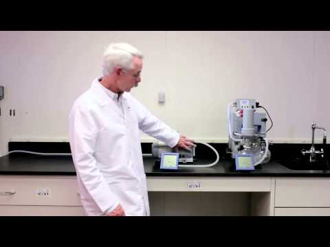 Whisper-quiet VACUUBRAND vacuum pumps (EN)