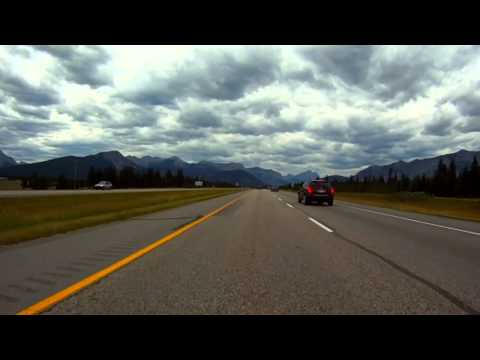 Calgary to Canmore