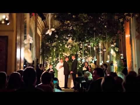 Gay Wedding at The Plaza, New York