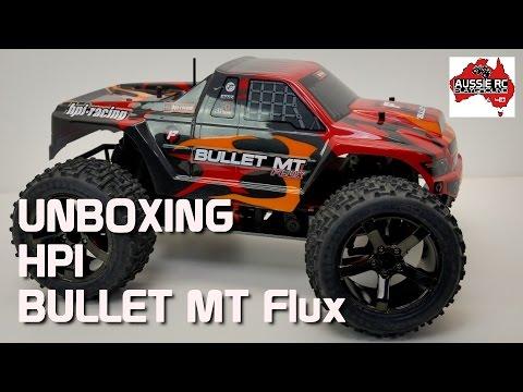 Unboxing: HPI Bullet MT Flux