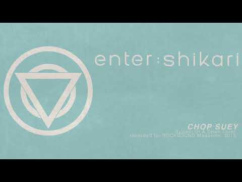 Enter Shikari - Chop Suey (SOAD cover for Rocksound). 2015