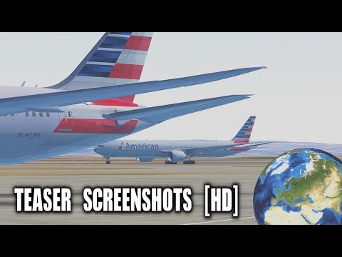 Infinite Flight Global - All Teaser Screenshots [HD]