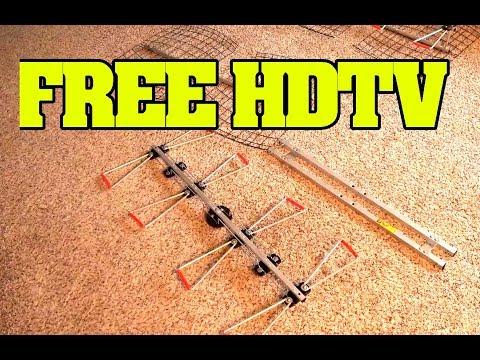 Cut the Cord | HDTV Antenna Install - Tivo Roamio | Over The Air TV DVR