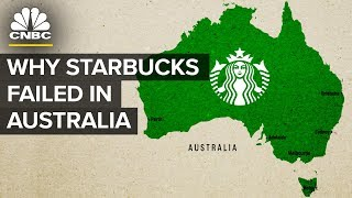 Why Starbucks Failed In Australia