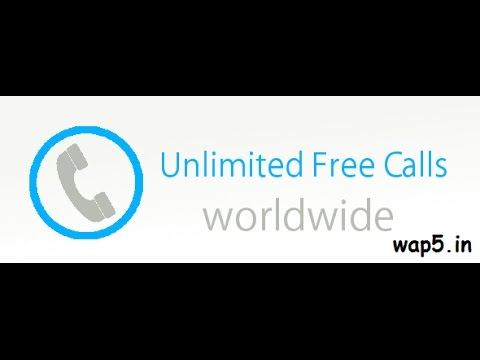 Unlimited Free Calling anytime, anywhere using Wifi 2016