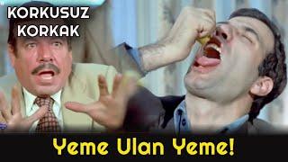 Korkusuz Korkak  - Ayı ABBAS'IN Limonla İmtihanı!