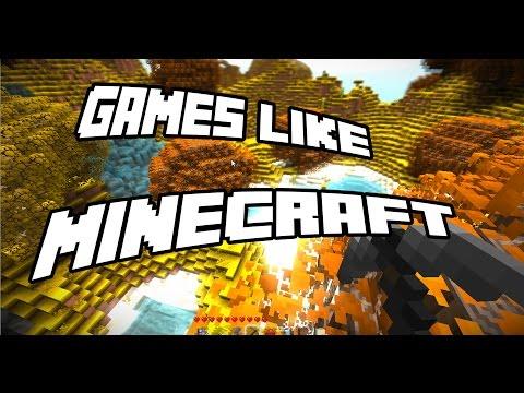 Games Like Minecraft - (Sandbox. Survival. Open World)