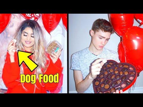 Fake Chocolate Prank On My Boyfriend...