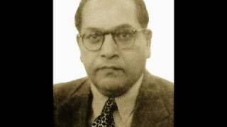 B.R. Ambedkar speaks on M.K. Gandhi (BBC Radio)