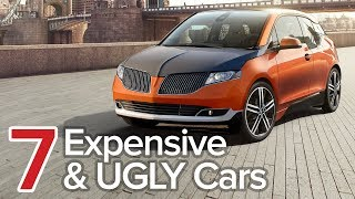 7 Expensive and Ugly Cars: The Short List