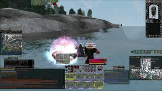 Battery! Tales of a Power Bot - Necromancer 8 man RvR Daoc Phoenix