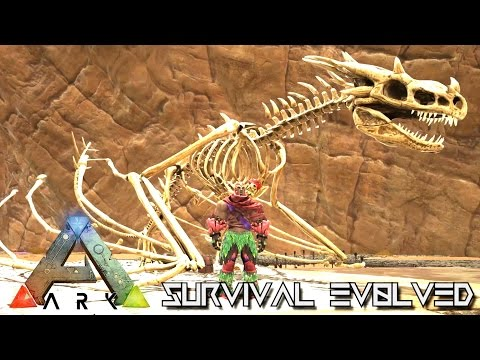 ARK: FEAR EVOLVED 2 - BONE SKIN WYVERN & JERBOA !!! - NEW UPDATE - (ARK SURVIVAL EVOLVED v249)