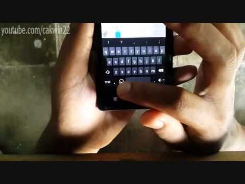 Andromax: How to add emoticons to android keyboard (Jelly Bean)