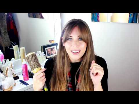 Fringe Styles: 3 Ways To Wear Your Fringe: xameliax | Advertisement for ALL THINGS HAIR